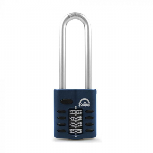 Squire CP40/2.5 Long Shackle Padlock
